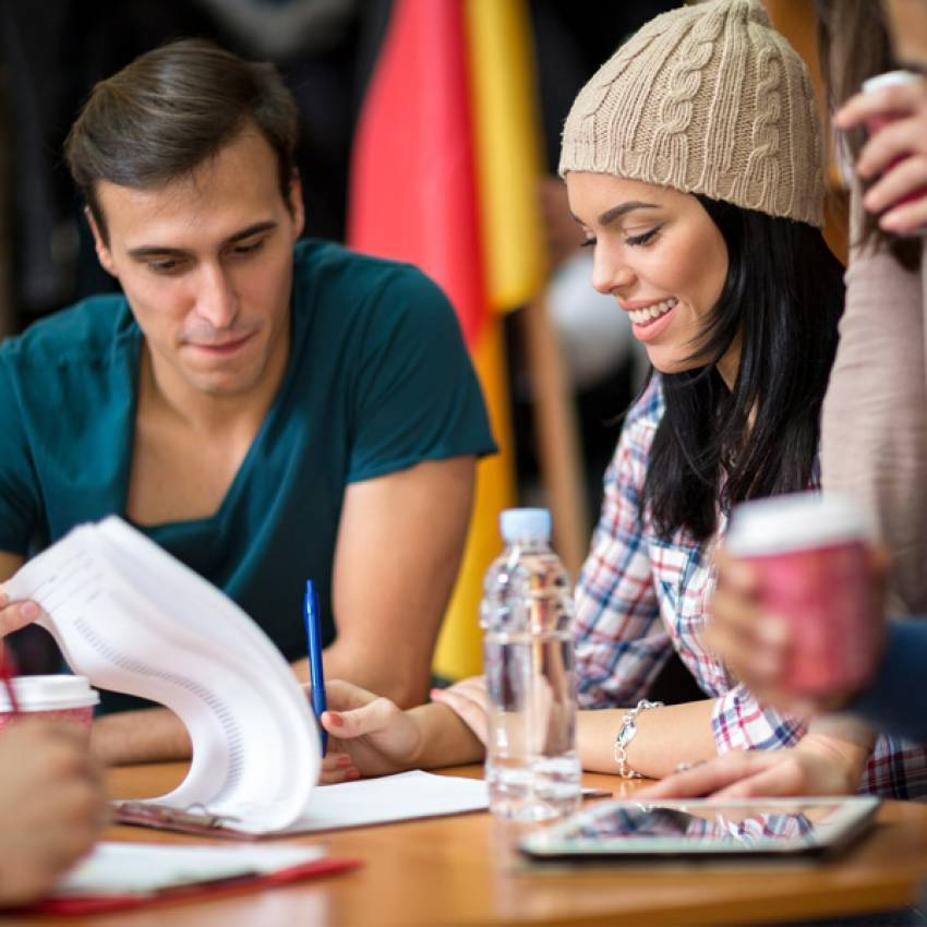 Intensive Italian courses for foreigners in Rome